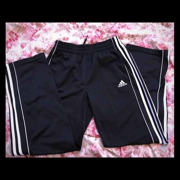 49489c173f24 adidas Other - Black Adidas Essential track pants. Boys 14-16